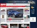 Webseite http://www.autozeitung.de