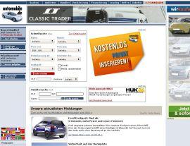 Foto von automobile.de - gebrauchtwagen jahreswagen neuwagen auto-versicherung auto-finanzierung auto-leasing zubehör markt mobile börse handel