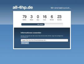 Foto von All4HP - Homepage Vorlagen - HP Design Vorlagen + 3D Grafik Sets