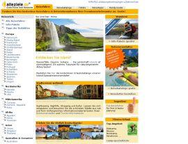 Foto von Reiseführer, Reiseinformationen vom Fremdenverkehrsamt kostenlos