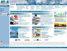 Foto von ATeO-Internetservice - Willkommen - Internet, iPass Roaming international, Internet-Zugänge iPass DSL WLAN ISDN MODEM XXL internet-by-call, Domains Webspace Standleitungen Housing WebDesign