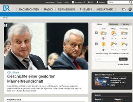Foto von BR-ONLINE.DE | Homepage des Bayerischen Rundfunks
