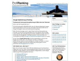 Foto von Typo3 Ranking + Suchmaschinen Optimierung