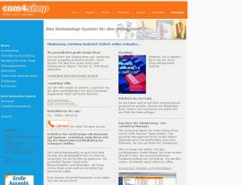 Foto von Shop SoftwareWebshopShopsoftwareShopsystemShopsystemePHP SHOPInternetphpshopOnlineshopphpmysqlWarenwirtschaft