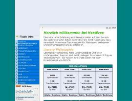Foto von Internetprovider Webspace