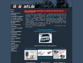 Foto von HotCarParts Offroad - Tuningparts & Ersatzteile fuer Geländewagen, Spurverbreiterung, Auflastung, Seilwinde, Frontbügel