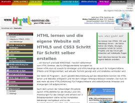 Foto von HTML Kurs / Seminar - HTML lernen leicht gemacht