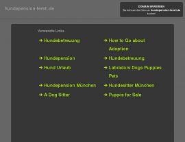 Foto von Hundepension in Bayern, Schwandorf, Fam. Ferstl 0172-8558815