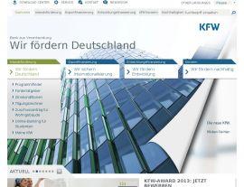 Foto von KfW Bankengruppe - Homepage