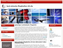 Foto von :: Last Minute Reisen buchen - Flugreisen buchen - lastminuteflughafen.de ::