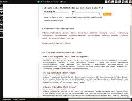 Foto von omegaservice.de - WebVerzeichnis, Shopping, Internet Services uvm...