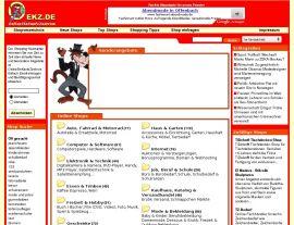 Foto von OEKZ.de - Online Shop-Verzeichnis Shops, verkauf kaufen einkaufen bestellen Versand