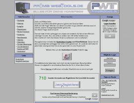 Foto von PrimaWebtools - Kostenloser Counter, kostenlose Webmastertools, Tools für die Homepage kostenlos