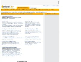 Foto von Reiseinformationen kostenlos: Reiseinformationen vom Fremdenverkehrsamt.