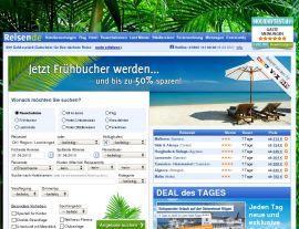 Foto von reisen.de - willkommen bei reisen.de (Last Minute, Schnäppchen- und Pauschalreisen, Flüge, Hotels, Mietwagen, Lastminute)