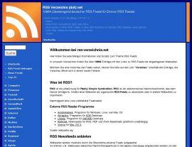 Foto von RSS Verzeichnis (dot) net