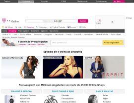 Foto von T-Online - Shopping