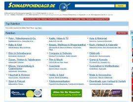 Foto von Schnaeppchenjagd.de - Preisvergleich, Schnäppchen, Sonderangebote, Restposten, Geizen, Sparen