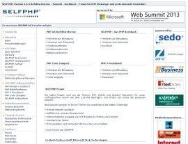 Foto von SELFPHP 1.2 (PHP-Dateien selbst erstellen)