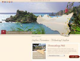 Foto von Sizilien Ferienhaus | Ferienhäuser | Ferienwohnung | Taormina