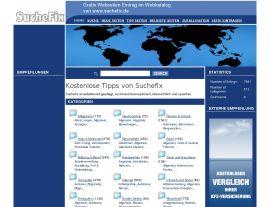 Foto von SucheFix - Bezahl-Suchmaschine und Webverzeichnis von der Compu-Welt!