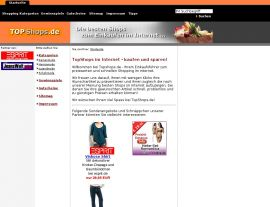 Foto von TOPSHOPS - Die besten Shops im Internet ... online einkaufen und shoppen!