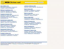 Foto von bei WebClicker.net :: Ausbildung : Auto : Business : Computer : Einkaufen : Entertainment : Erotik : Games : Geld verdienen : Gesellschaft : Internet : Lesen : Lifestyle : Handy : Märkte : Musik : Reisen : Sport : Webmaster : Wellness