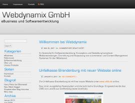 Foto von Webdynamix - Webdesign, eBusiness aus Cottbus - Shopsysteme, eCommerce, Shopanpassung, Zahlungsarten
