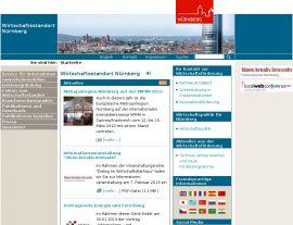 Foto von Wirtschaftsstandort Nürnberg - Investition Zukunft