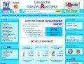 Webseite http://www.deutscheinternetapotheke.de