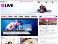 Webseite http://www.einslive.de
