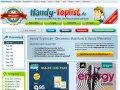 Webseite http://www.handy-toplist.de