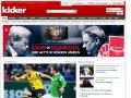 Webseite http://www.kicker.de