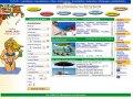 Webseite http://www.mein-reisebuero.de