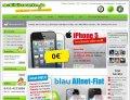 Webseite http://www.mobildiscounter.de