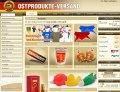 Webseite http://www.ostprodukte-versand.de