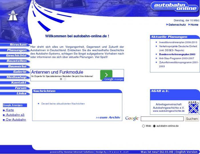Autobahn Online