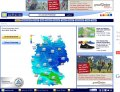 Webseite http://wetter.rtl.de